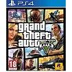 Jeu PS4 Rockstar Games GTA V