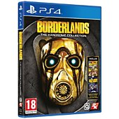 Jeu PS4 Take 2 Borderlands : The Handsome Collection