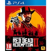Jeu PS4 Rockstar Games Red Dead Redemption 2