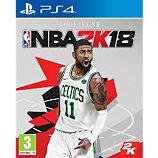 Jeu PS4 Take 2 NBA 2K18
