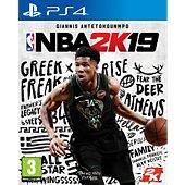 Jeu PS4 Take 2 NBA 2K19