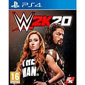 Jeu PS4 Take 2 WWE 2K20