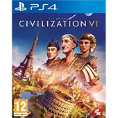 Jeu PS4 Take 2 Civilization VI