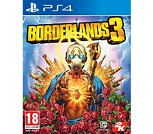 Jeu PS4 Take 2 Borderlands 3