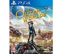 Jeu PS4 Take 2  The Outer Worlds