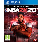 Jeu PS4 Take 2 NBA 2K20