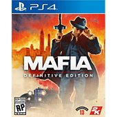 Jeu PS4 Take 2 MAFIA DEFINITIVE EDITION