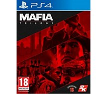 Jeu PS4 Take 2  MAFIA TRILOGY