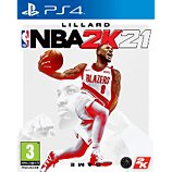 Jeu PS4 Take 2  NBA 2K21 STANDARD