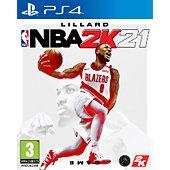Jeu PS4 Take 2 NBA 2K21 STANDARD