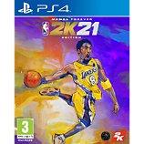 Jeu PS4 Take 2  NBA 2K21 MAMBA FOREVER