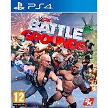 Jeu PS4 Take 2  WWE 2K BATTLEGROUNDS