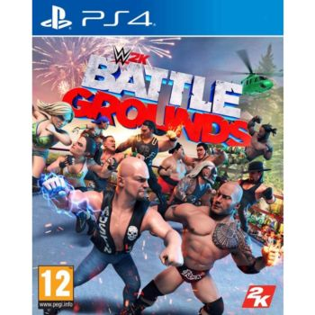 Take 2 WWE 2K BATTLEGROUNDS