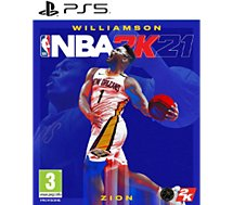 Jeu PS5 Take 2  NBA 2K21 STANDARD