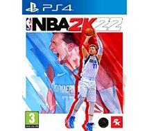 Jeu PS4 Take 2  NBA 2K22 STANDARD