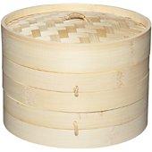 Cuiseur vapeur Oriental Cooking Cuit vapeur bambou - Oriental Cooking
