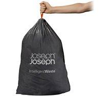 Sac poubelle Joseph Joseph  de 20 litres - paquet de 20
