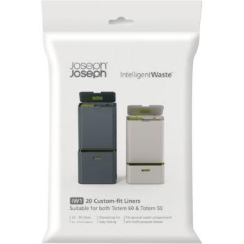 Joseph Joseph poubelle IW1 24-36L déchets généraux