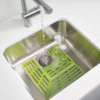 Joseph Joseph Protecteur d'évier Sink Saver - Vert