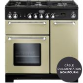 Cuisinière mixte Falcon KITCHENER 90 MIXTE CREME CHROME