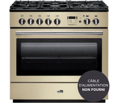 Cuisinière mixte Falcon PROF+ FX 90 DF CREME