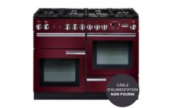 Piano de cuisson mixte Falcon PROFESSIONAL + 110 ROUGE AIRELLE