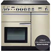 Piano de cuisson induction Falcon PROF+90 INDUC CREME