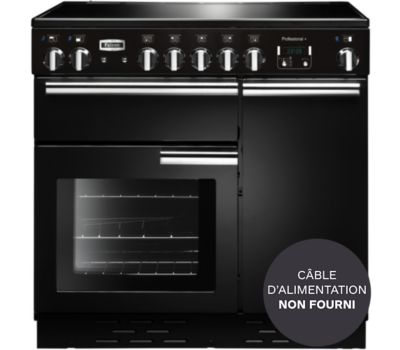 Piano de cuisson induction Falcon PROFESSIONAL + 90 INDUC NOIR BRILLANT