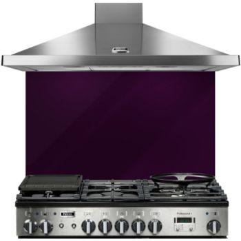Falcon UNBSP899PU/ Credence 90cm verre violet