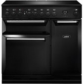 Piano de cuisson induction AGA MASTERCHEF DELUXE 90 INDUCTION NOIR
