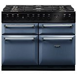 Piano de cuisson mixte AGA  MASTER CHEF DELUXE 110 DARTMOUTH BLUE