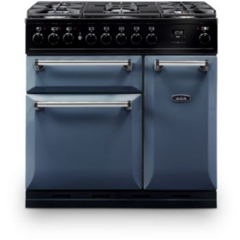 AGA MASTER CHEF DELUXE 90 DARTMOUTH BLUE
