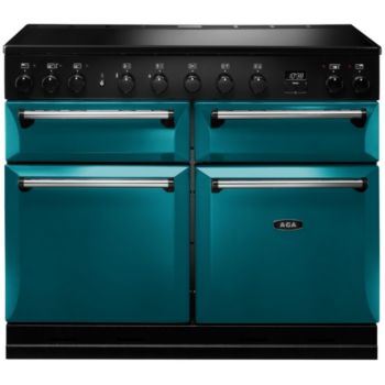 AGA MASTER CHEF DELUXE 110 SALCOMBE BLUE