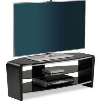 alphason francium 3 tag res noir 1100 meuble tv boulanger. Black Bedroom Furniture Sets. Home Design Ideas