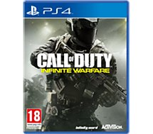 Jeu PS4 Activision Call Of Duty Infinite Warfare