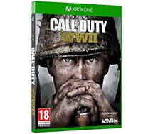 Jeu Xbox One Activision  Call Of Duty World War II