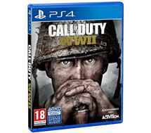 Jeu PS4 Activision Call Of Duty World War II