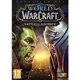 Jeu PC Blizzard  World of Warcraft : Battle for Azeroth