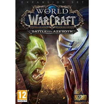Blizzard World of Warcraft : Battle for Azeroth