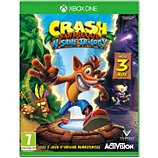 Jeu Xbox One Activision Crash Bandicoot N Sane Trilogy