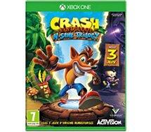 Jeu Xbox One Activision Crash Bandicoot N Sane Trilogy