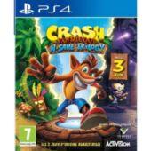 Jeu PS4 Activision Crash Bandicoot N Sane Trilogy