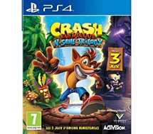 Jeu PS4 Activision Crash Bandicoot N Sane Trilogy