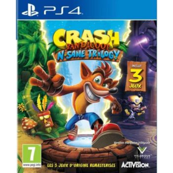 Activision Crash Bandicoot N Sane Trilogy