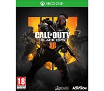 Jeu Xbox One Activision  Call Of Duty Black Ops 4