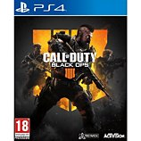 Jeu PS4 Activision  Call Of Duty Black Ops 4