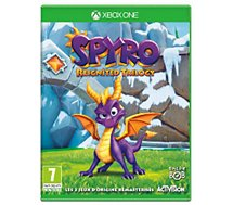Jeu Xbox One Activision Spyro Reignited Trilogy