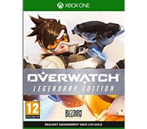 Jeu Xbox One Activision Overwatch Legendary