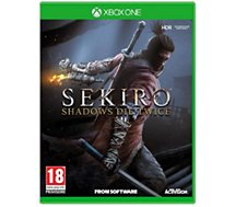 Jeu Xbox One Activision  Sekiro Shadows Die Twice