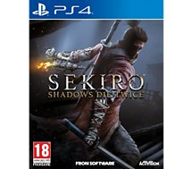 Jeu PS4 Activision Sekiro Shadows Die Twice